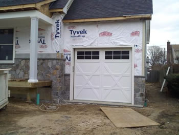 Garage doors derby doors for Premier garage derby